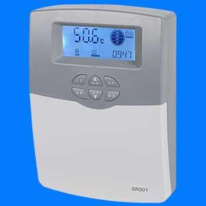 Régulateur solaire SR501