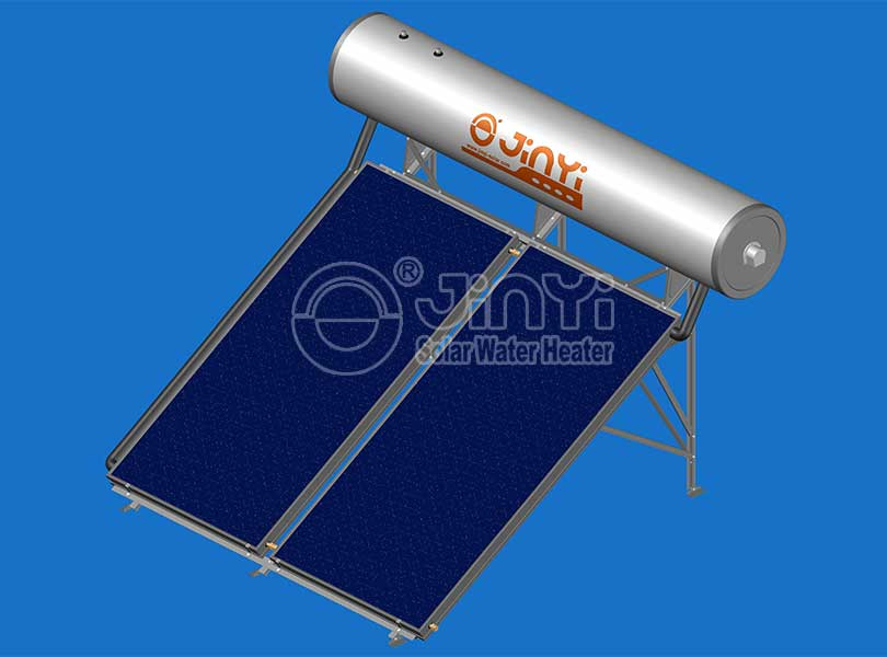 Flat Plate Non-Pressure Solar Water Heater Southeast