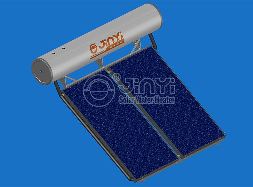 Flat Plate Non-Pressure Solar Water Heater Southwest