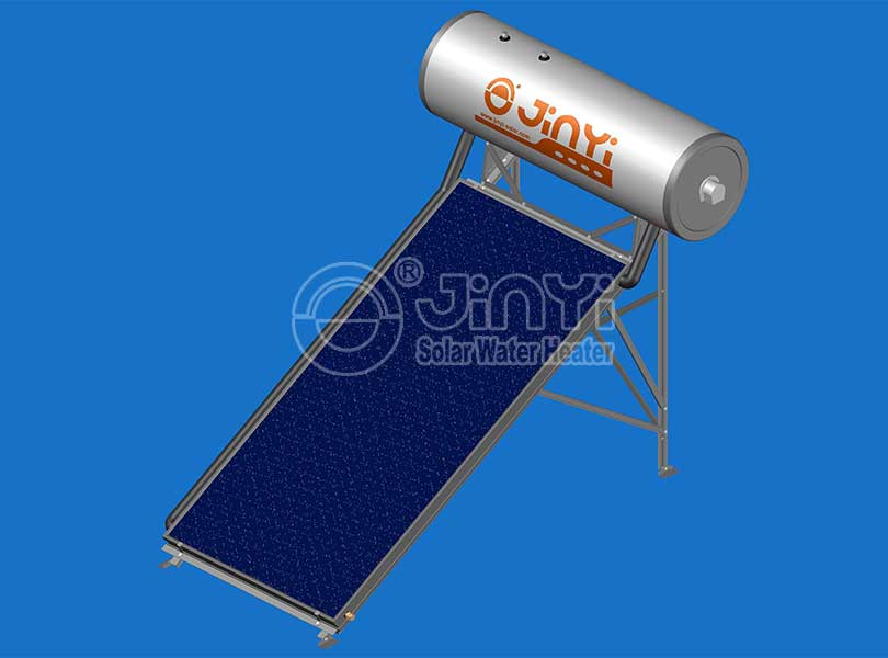 Non-Pressurized Flat Plate Solar Water Heater Southeast