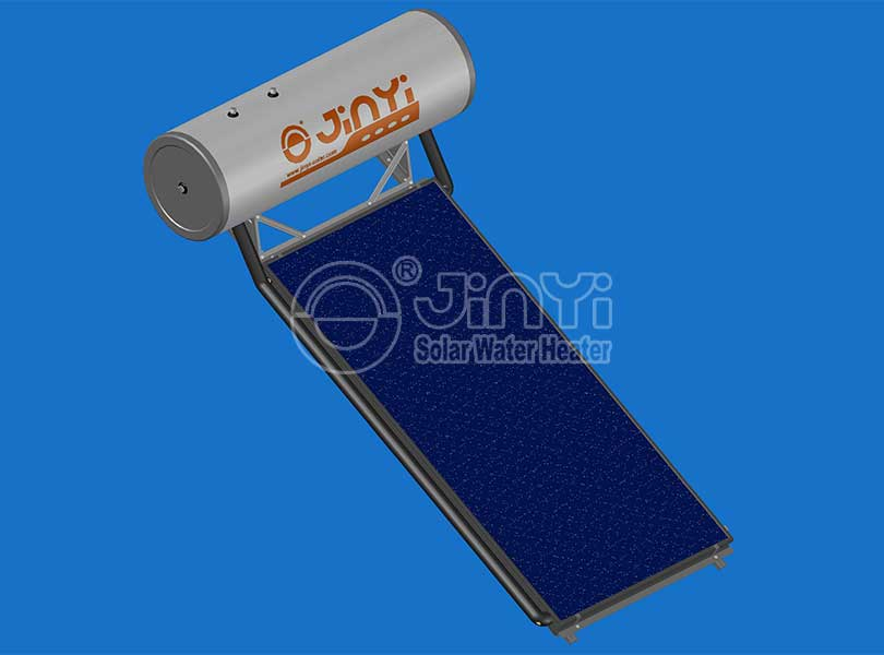 Non-Pressurized Flat Plate Solar Water Heater Southwest