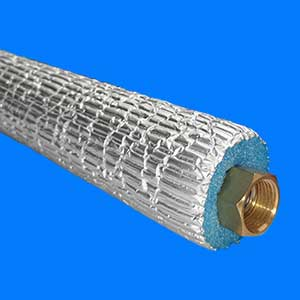 Corrugated Stainless Steel Insulated Pipe